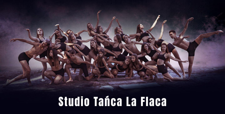Portfolio Animativ: strona Studia Tańca La Flaca