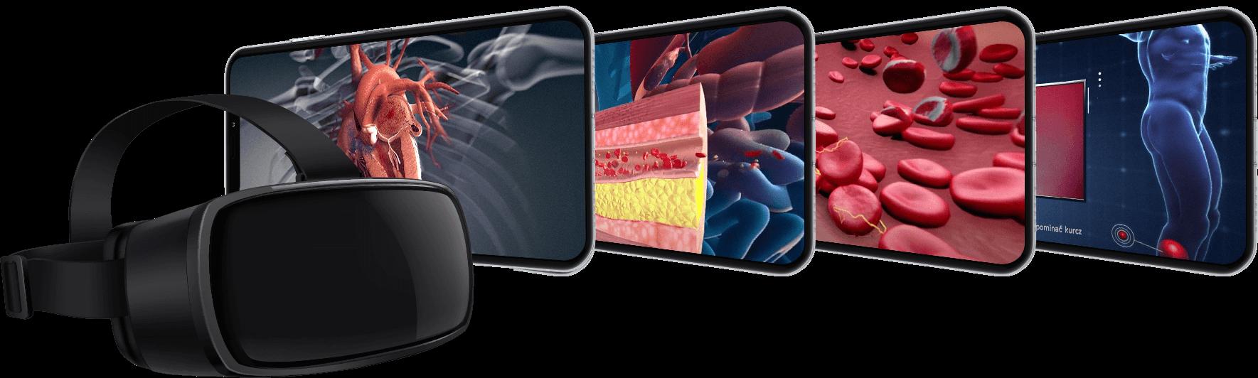Portfolio Animativ: Pfizer VR Medical Library
